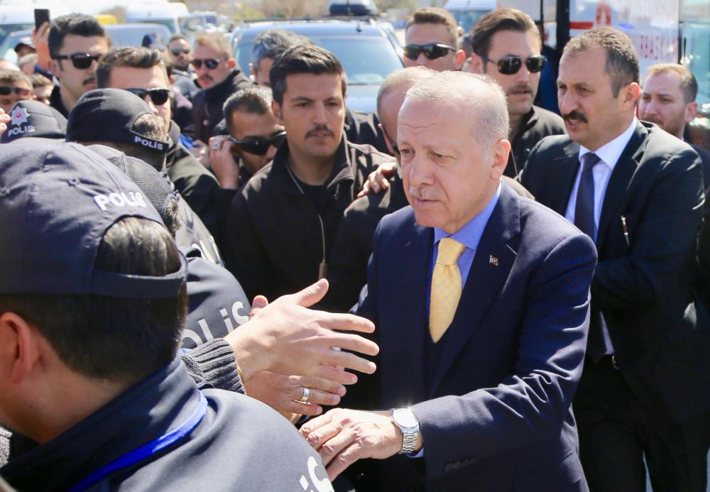 Başkan Erdoğan Konyalılarla buluştu 1