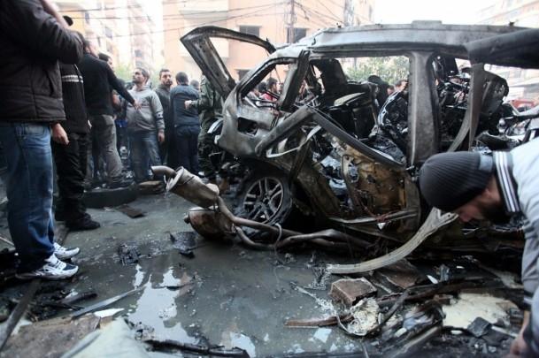 Lübnan'da patlama 10