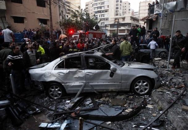 Lübnan'da patlama 3