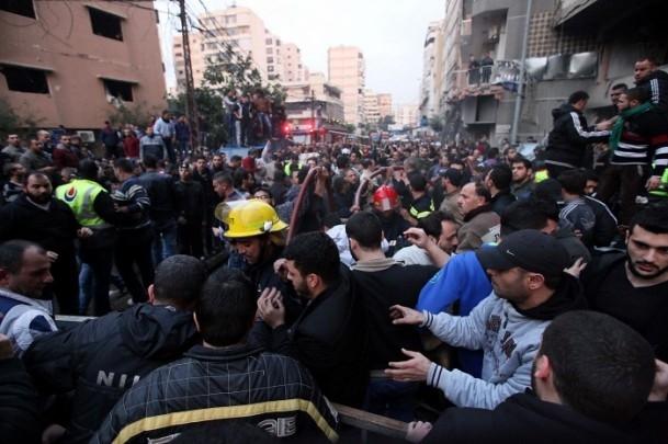 Lübnan'da patlama 4