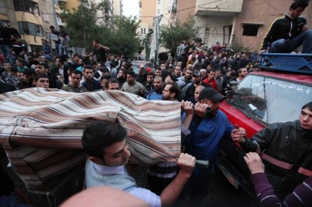 Lübnan'da patlama 8
