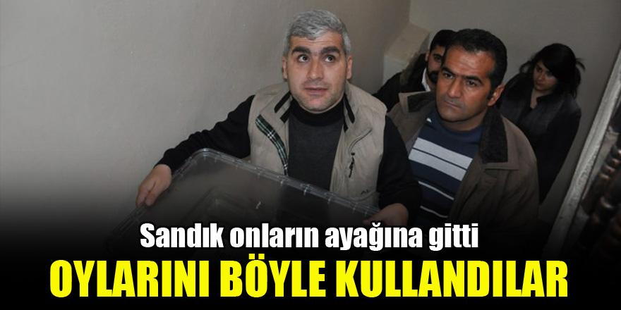 Türkiye 31 Mart seçimleri için sandığa koştu 1