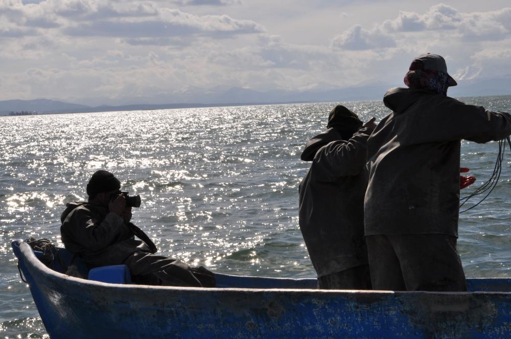 Konyalı balıkçının fotoğraf tutkusu 1