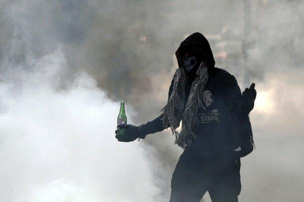 Mısır'da darbe karşıtı gösteriler 10