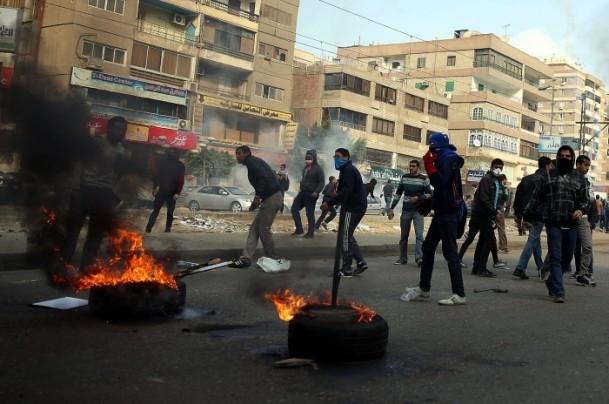 Mısır'da darbe karşıtı gösteriler 11