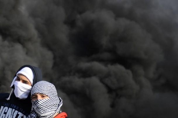 Mısır'da darbe karşıtı gösteriler 14