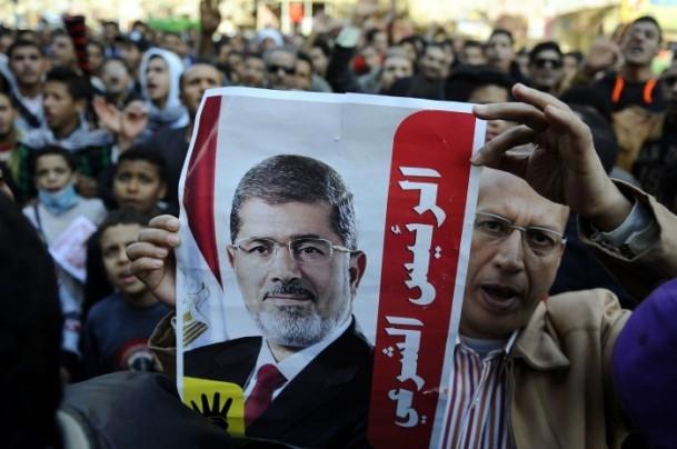 Mısır'da darbe karşıtı gösteriler 2