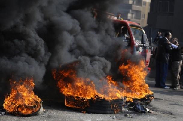 Mısır'da darbe karşıtı gösteriler 6