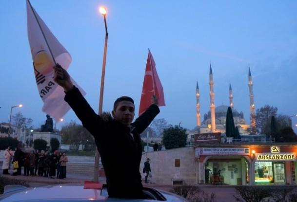 ''Milli İradeye Saygı Konvoyu'' Türkiye'de 18