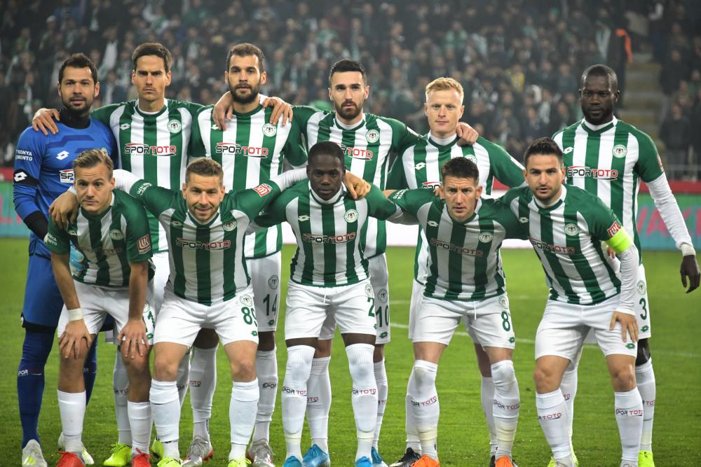 Konyaspor-Beşiktaş: 0-1 1