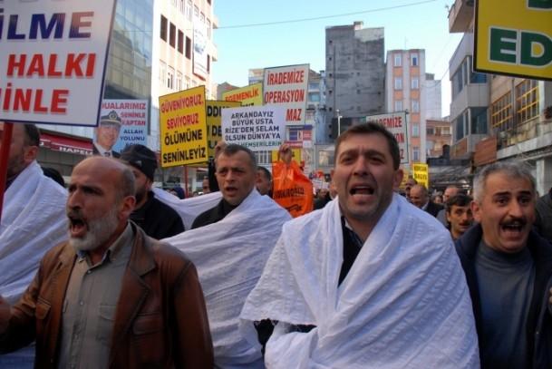 STK'lardan İstanbul merkezli operasyona tepki 2