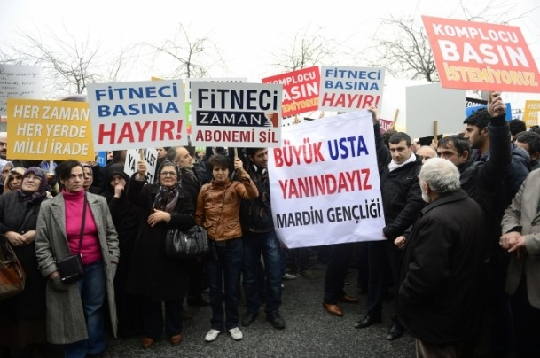 STK'lardan İstanbul merkezli operasyona tepki 5