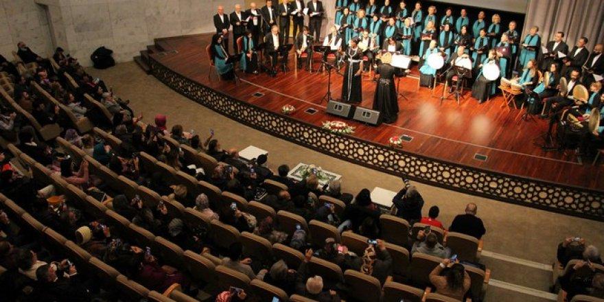 'SELSEBİL' Konserleri Şeb-İ Arus Törenlerine yeni bir soluk ge