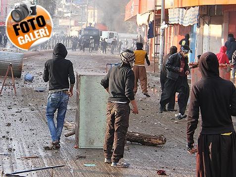 Halepçe'nin il olması protestosu 1