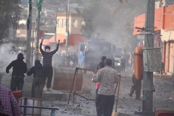 Halepçe'nin il olması protestosu 10