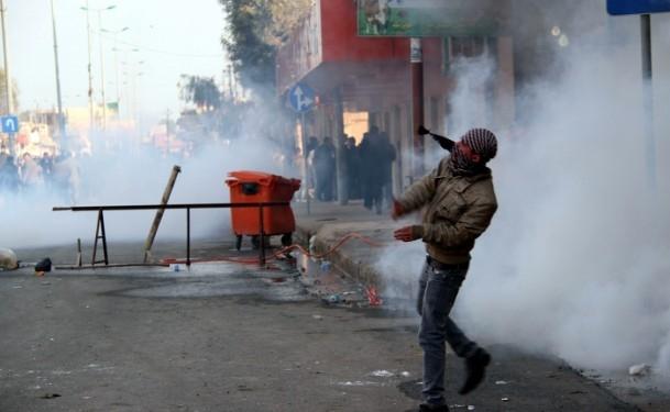 Halepçe'nin il olması protestosu 6