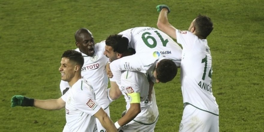 Ankaragücü: 0 Konyaspor: 1