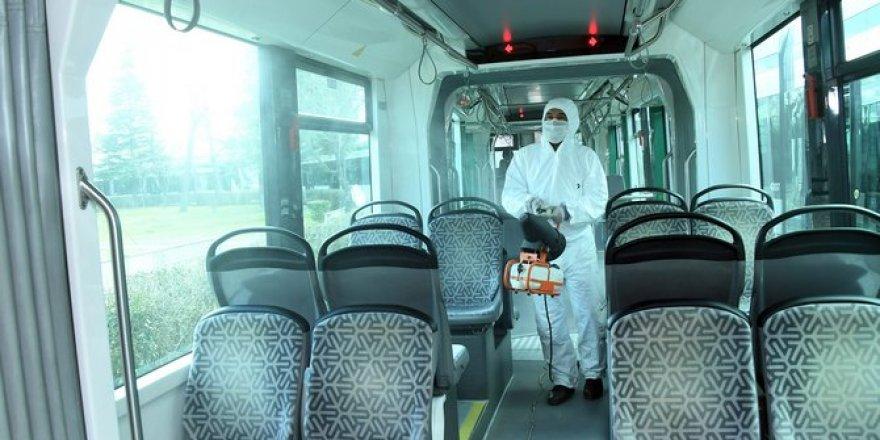 Konya Büyükşehir'den koronavirüs tedbirleri!
