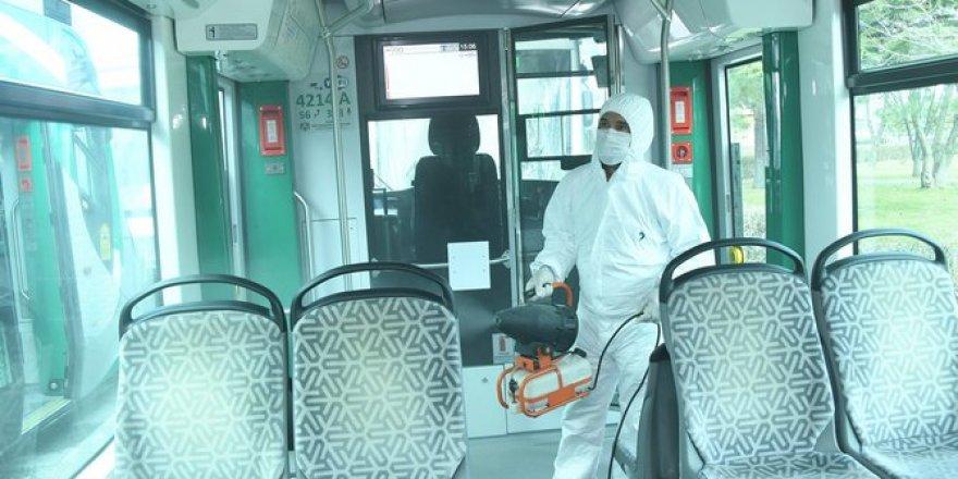 Konya Büyükşehir Belediyesi Dezenfeksiyon Eylem Planı hazırladı