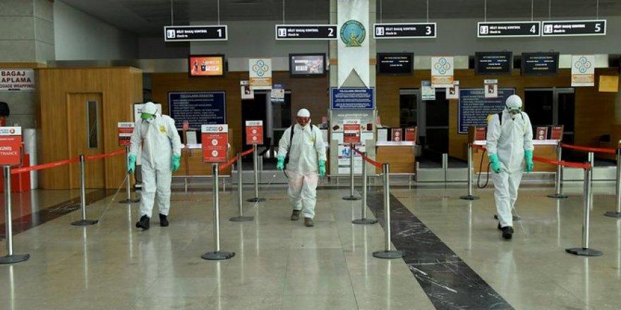 Konya Büyükşehir koronavirüsle mücadeleyi etkin şekilde sürdürüyor