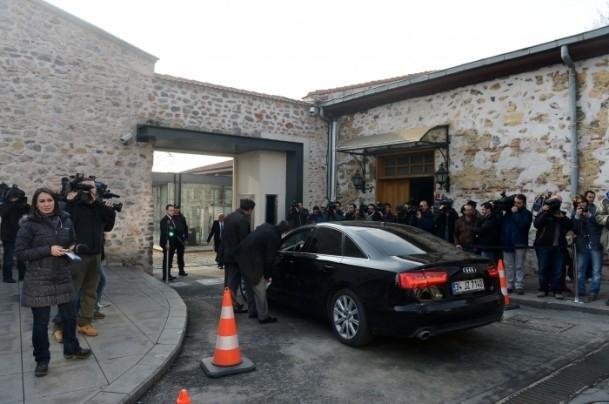 Başbakan Erdoğan gazeteci ve yazarlarla buluştu 16