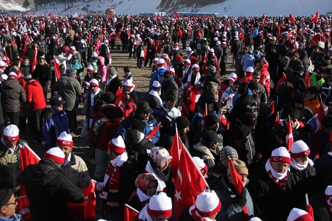 Türkiye'den Sarıkamış Şehitlerini anma programları 1