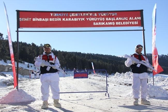 Türkiye'den Sarıkamış Şehitlerini anma programları 13