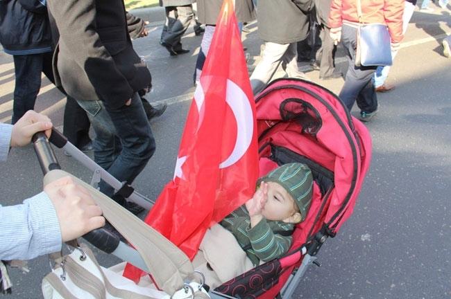 Türkiye'den Sarıkamış Şehitlerini anma programları 17