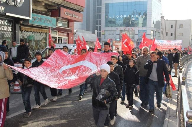 Türkiye'den Sarıkamış Şehitlerini anma programları 18