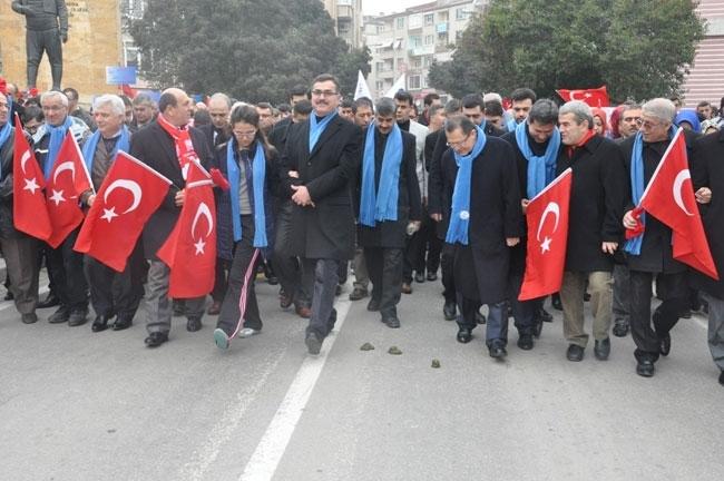 Türkiye'den Sarıkamış Şehitlerini anma programları 19
