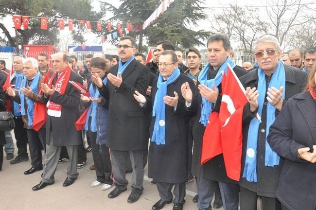 Türkiye'den Sarıkamış Şehitlerini anma programları 20