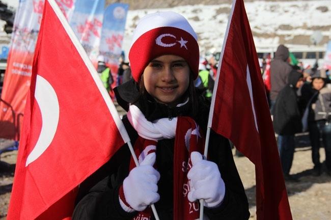 Türkiye'den Sarıkamış Şehitlerini anma programları 4