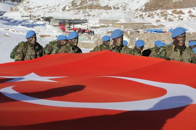 Türkiye'den Sarıkamış Şehitlerini anma programları 8
