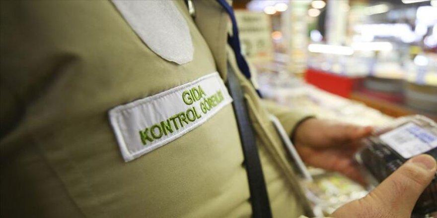 Gıdada taklit tağşiş yapan 69 firma