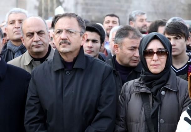 Kayseri'den Başbakan Erdoğan'a destek 13