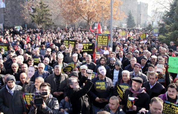 Kayseri'den Başbakan Erdoğan'a destek 14