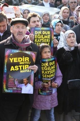 Kayseri'den Başbakan Erdoğan'a destek 3