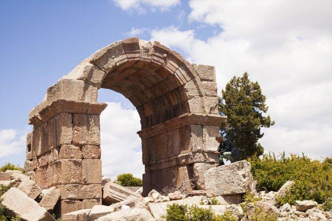 Konya'da İsaura Antik Kenti'nin sırları gün yüzüne çıkartılmayı bekliyor 1