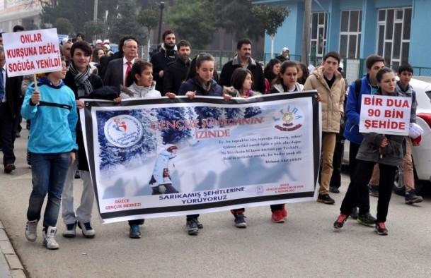 Türkiye Şehitleriyle Yürüyor 10