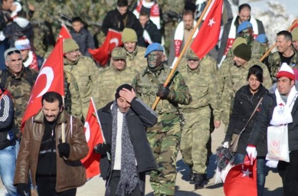 Türkiye Şehitleriyle Yürüyor 11