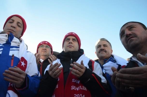 Türkiye Şehitleriyle Yürüyor 12