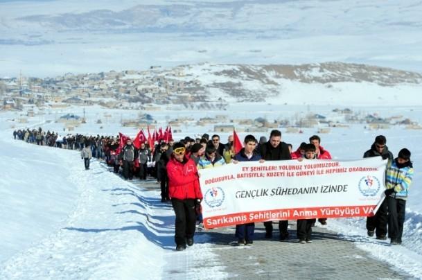 Türkiye Şehitleriyle Yürüyor 14