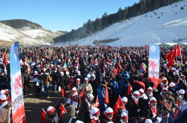 Türkiye Şehitleriyle Yürüyor 15
