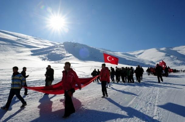 Türkiye Şehitleriyle Yürüyor 17