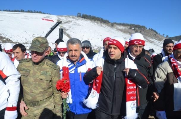 Türkiye Şehitleriyle Yürüyor 19