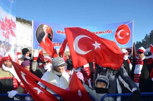 Türkiye Şehitleriyle Yürüyor 24