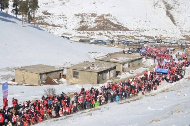 Türkiye Şehitleriyle Yürüyor 6