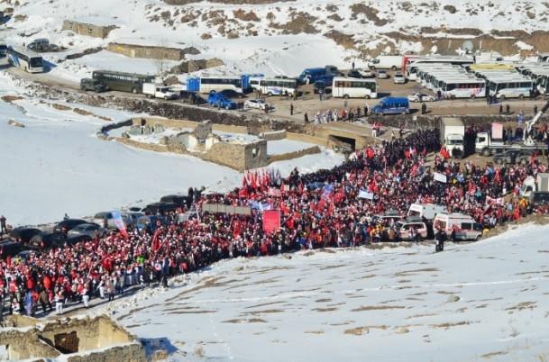 Türkiye Şehitleriyle Yürüyor 7