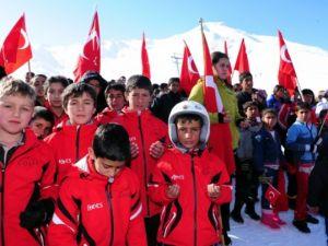 Türkiye Şehitleriyle Yürüyor