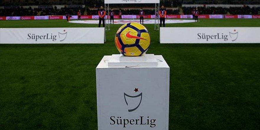 İşte Süper Lig 2020-2021 Sezonu'nun ilk yarı fikstürü